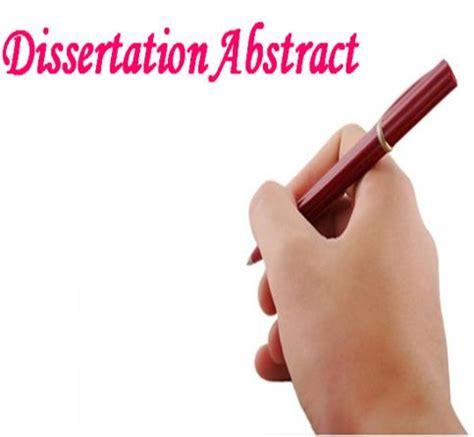 Dissertation Abstracts - tralvexcom